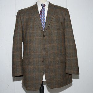 Michael Kors mens sport coat size 44 L J1106
